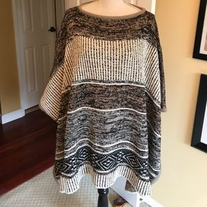 GAP Sweaters - GAP one size poncho
