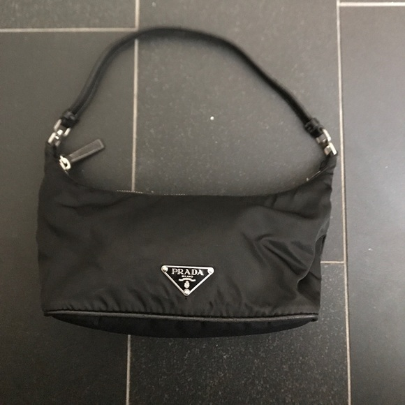 2fe1c1a57c10c6 PRADA Mini Hobo Bag. M_59db8de14e95a3686803d41b