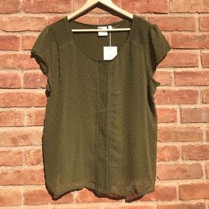 NWT Lauren Conrad top