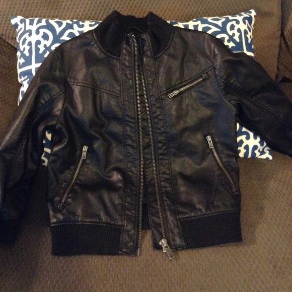 2072fb9ad H&M Jackets & Coats | Hm Boys Biker Jacket | Poshmark