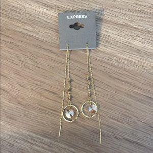 Beautiful Express Dangle Earrings