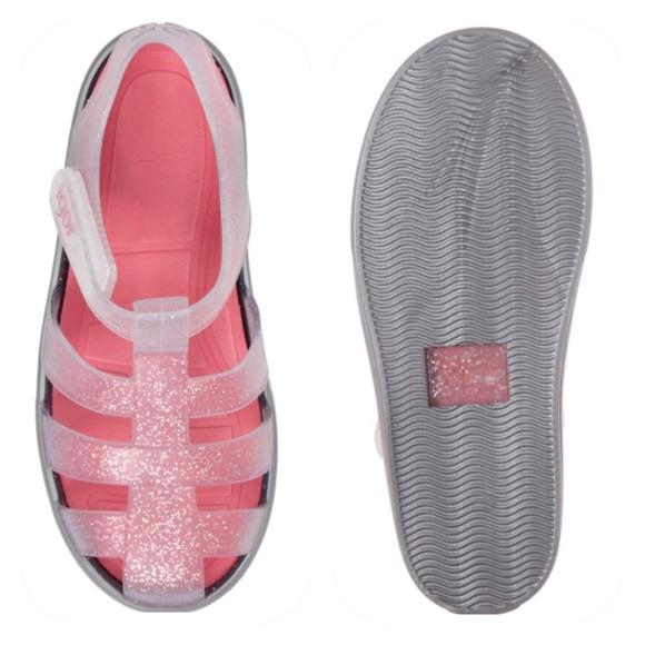 b2d251729820 NEW Igor Star Glitter Jelly Fisherman Sandals