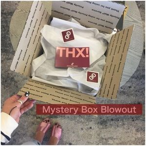 Moving Sale! 48-hour Mystery Box Blowout