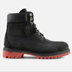 Timberland Shoes - Red bottom timberlands 2578804f1