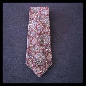 Vintage Halston Necktie paisley.