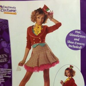 Other - Halloween Mad Hatter costume for teens