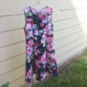 Other - Floral kids dress