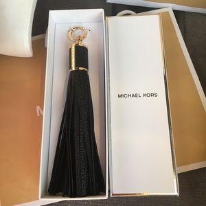 New Michael Kors Key Fob Tassel