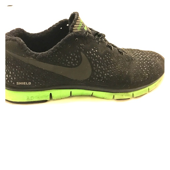 Black Green Nike Free Haven 3.0 Shield (Men s 11) 5e7074894c