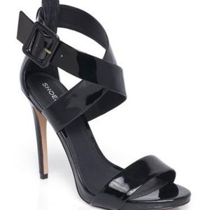 New Black Bree Shoemint Heels