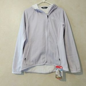 02ac9cb7f North Face Arcata Hoodie Lavender Blue Heather Boutique