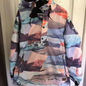 O'Neill 10k snowboarding jacket