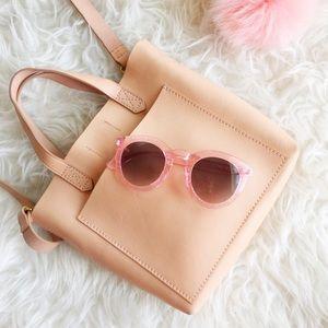 Pink Glitter Sunnies