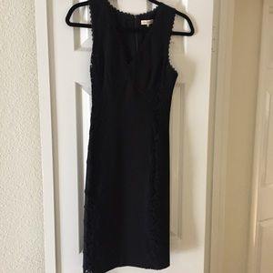 Rebecca Taylor Black Dress