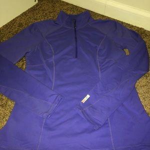 Zella Half-Zip Pullover Size L