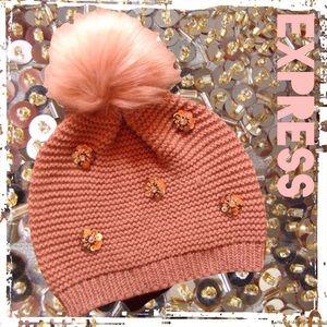 🆕Express Sequin Embellished Hat