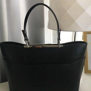 Black structured, Forever 21 Handbag