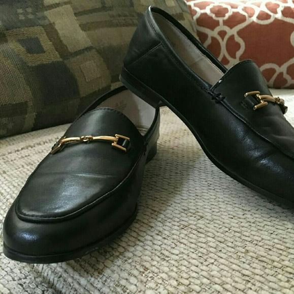 bb8eba8848b5e Sam Edelman Loraine black loafers. M 59dbc00bc284566ea8000e90