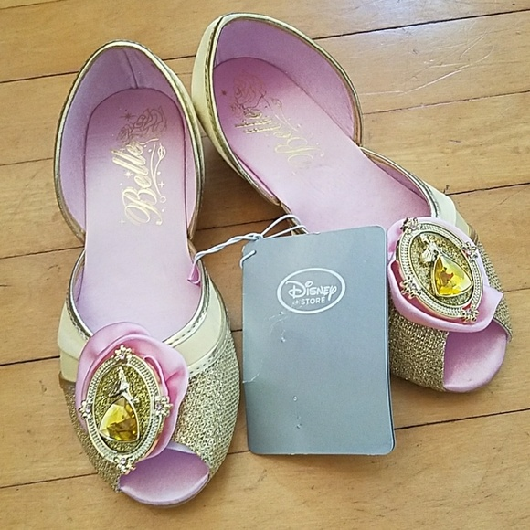 Disney Shoes | Collection Belle Costume