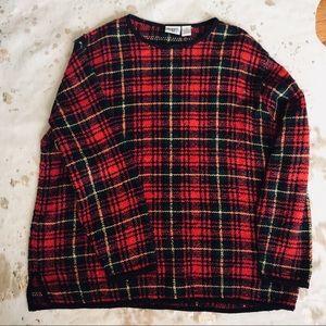 Unique Vintage Sweater - Super Cozy