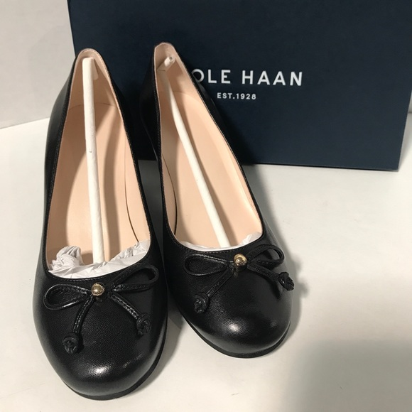 1bfb6436f60a Cole Haan Shoes - Cole Haan Elsie Lace Wedge (65mm) W06105