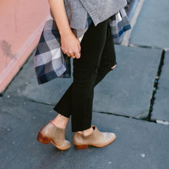 Madewell Spencer Chelsea Boots   Poshmark