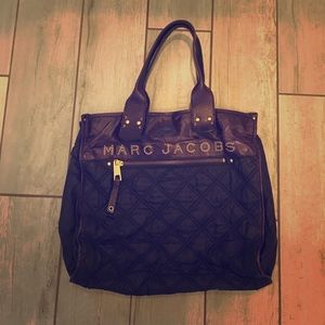Marc Jacobs signature quilted tote