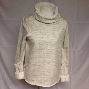 Sonoma fleeced line sweatshirt