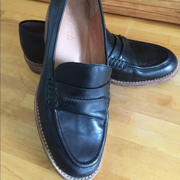 aa299e4f3a3 Madewell Shoes - Madewell Elinor loafer