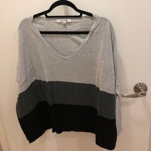 Forever 21 Tops - Tri-tone long sleeve
