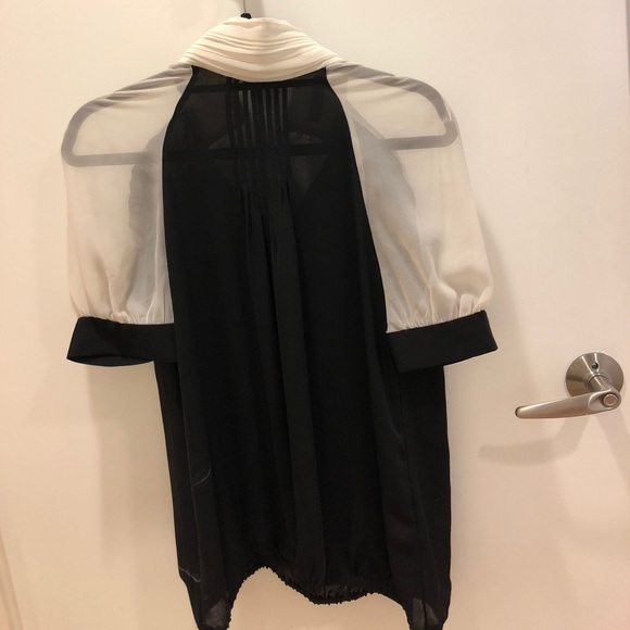 Zara Tops - Silk blouse