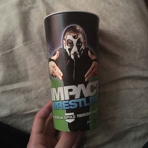 Other - TNA impact wrestling Jeff hardy cup
