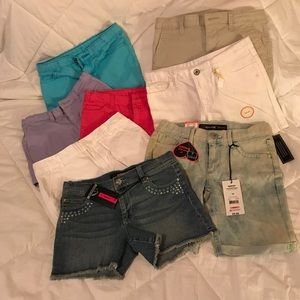 Other - Lot of Girls Size 10 Shorts