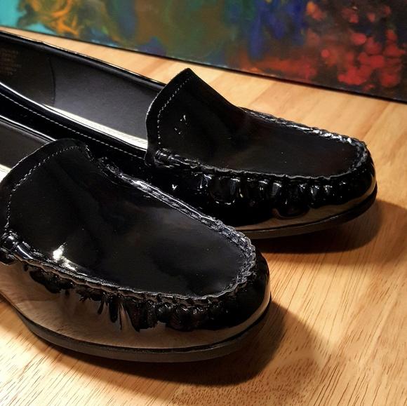 ddb2466c2b3 Anne Klein Shoes - Anne Klein iflex Patent Loafer Flat