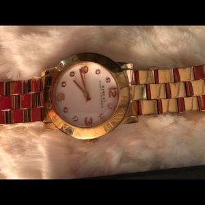 Just in 🍁Marc By Marc Jacobs rose Watch