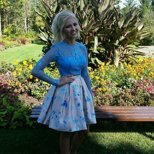Sherri Hill homecoming dress sz.0