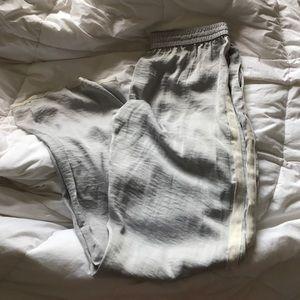 NWOT Aerie satin pants