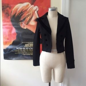 Marc by Marc Jacobs cropped blazer