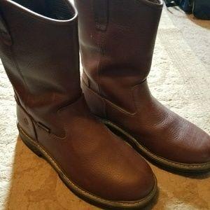Wolverine Multishox Work Boots