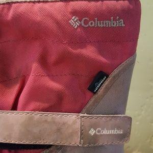 Girls' Columbia Powderbug Winter Boots
