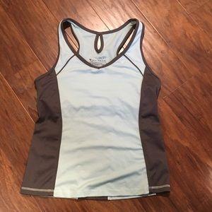 Tops - Built in bra workout tank
