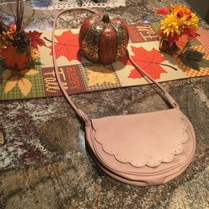 Blush Pink American Eagle Outfitters Crossbody