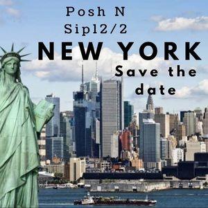 posh n sip Other - NYC POSH N SIP
