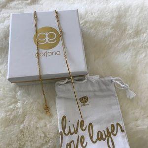 Gorjana Kali Bar necklace new with tags
