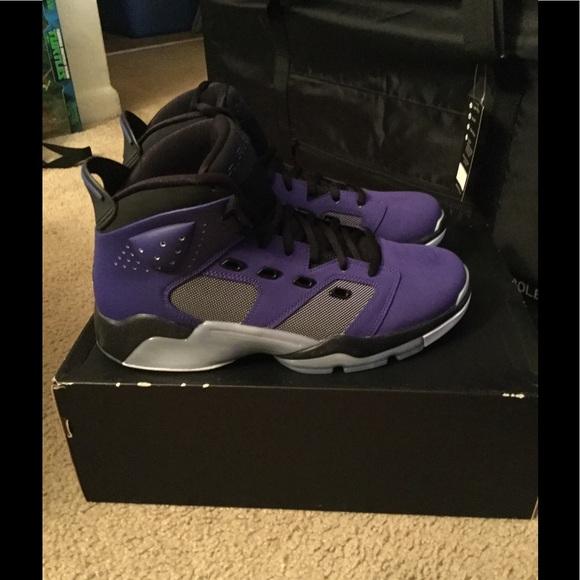 Jordan 6-17-23 Men's 10.5 Purple