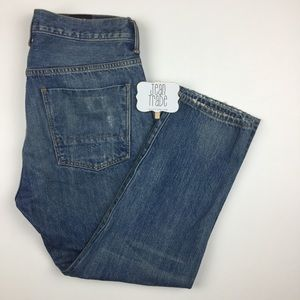 NWT Vince Union Slouch Jeans