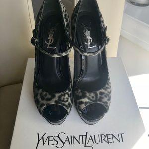 YSL (Saint Laurent) Tribute Pump! 100% Authentic!!
