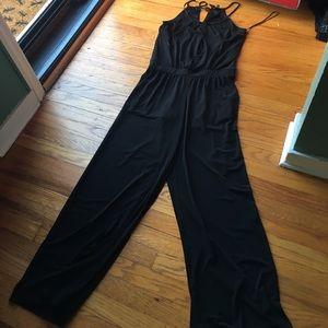 Black express jumper