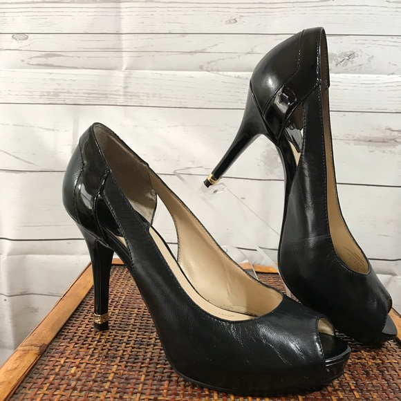 353da58245e M 59dbe9e83c6f9f432d00db40. Other Shoes you may like. Marc Fisher NWT Gold  Platino 7.5 Pearl Heel Pumps. Marc ...