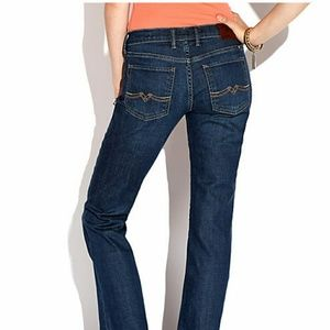 Lucky Brand Sweet n Low Blue Jeans 6/28